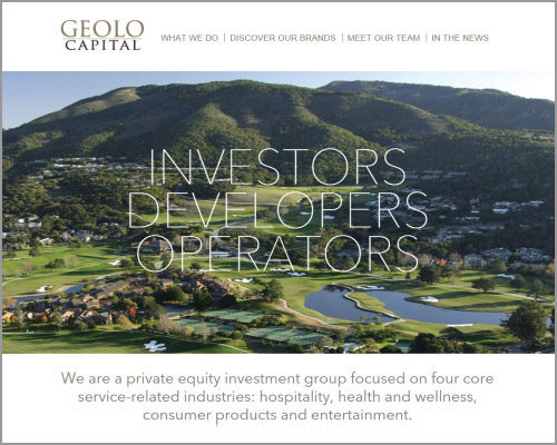 Geolo - Web Design